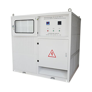 AC medium voltage Load Bank