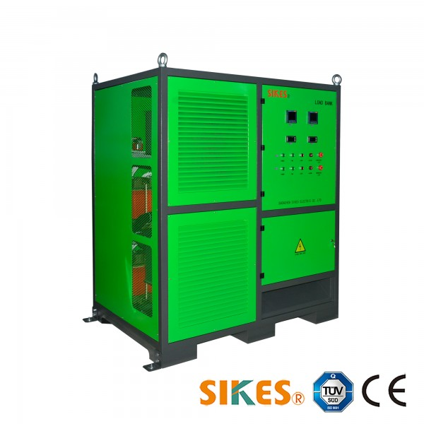 AC Resistive-Inductive Load Bank 2*1388kva,for testing various performance parameters of electric vehicle motor drives